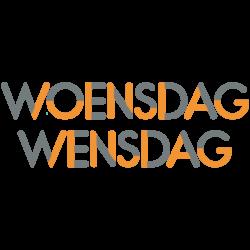 Woensdag Wensdag